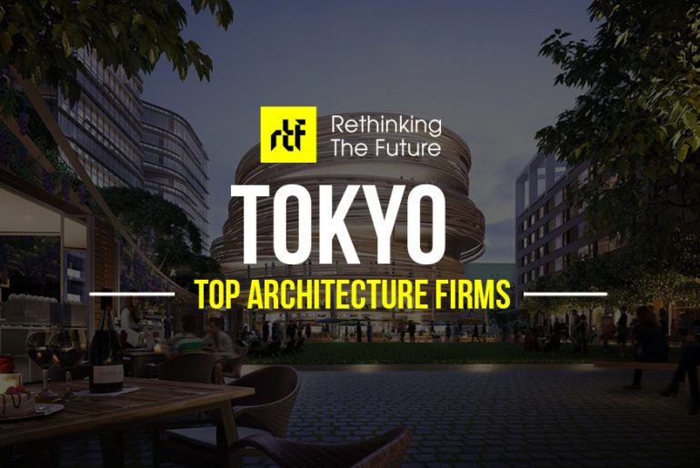 Top 50 Architecture Firms in Tokyo - Rethinking The Future