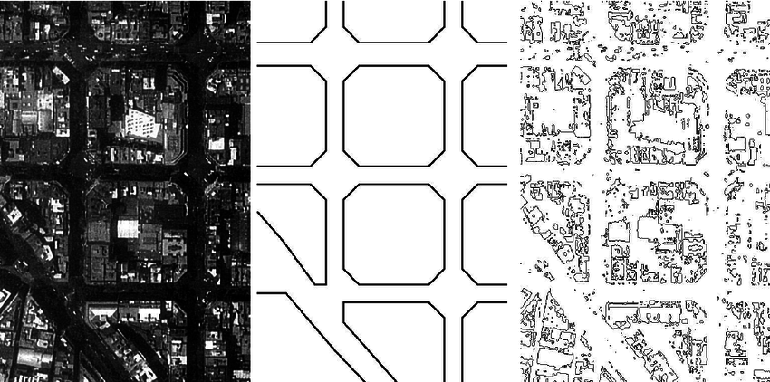 Chaos and Order in Architectural design - sheet1