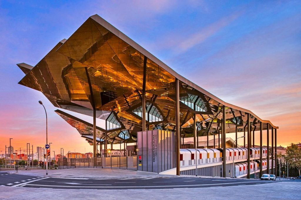 Top Architecture Firms in Barcelona - Encants by b720