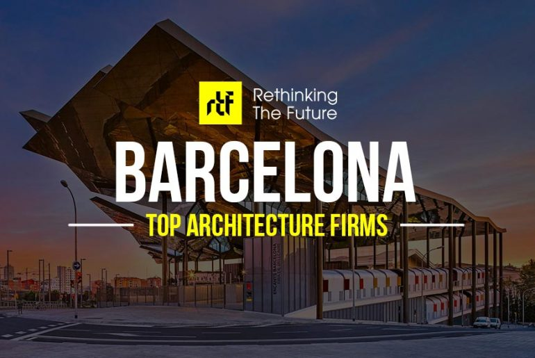 Top 50 Architecture Firms in Barcelona