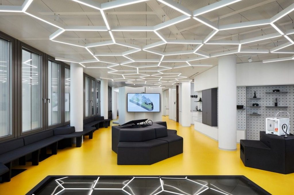 EY Wavespace by Kinzo Architects