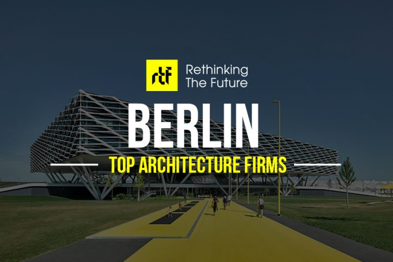 Top 50 Architecture Firms in Berlin