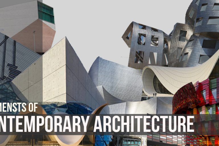Elements of Contemporary Architecture