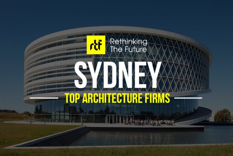 TOP ARCHITECTURE FIRMS IN SYDNEY