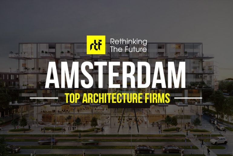 Top Architecture Firms in Amsterdam