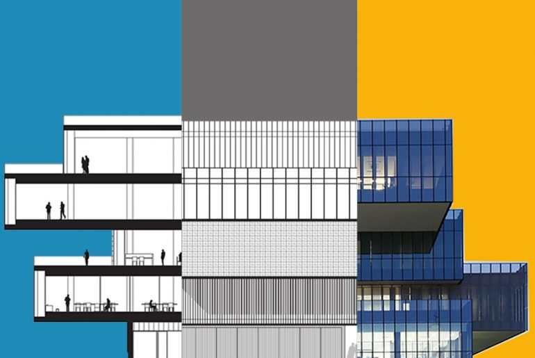 How are the diverse subjects taught in Architecture schools helpful in professional life