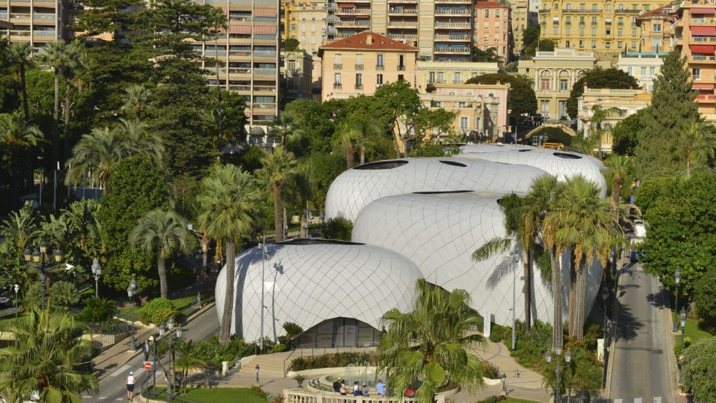 TOP 50 ARCHITECTURE FIRMS IN PARIS - Les Pavillons Monte Carlo by Affine Design