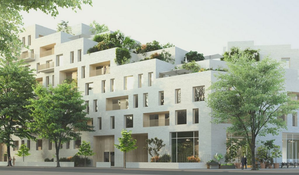 Two Residential Complex by Rev Architecture