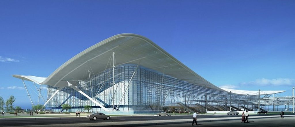 TOP 50 ARCHITECTURE FIRMS IN PARIS - Qing Dao Station by Arep Group