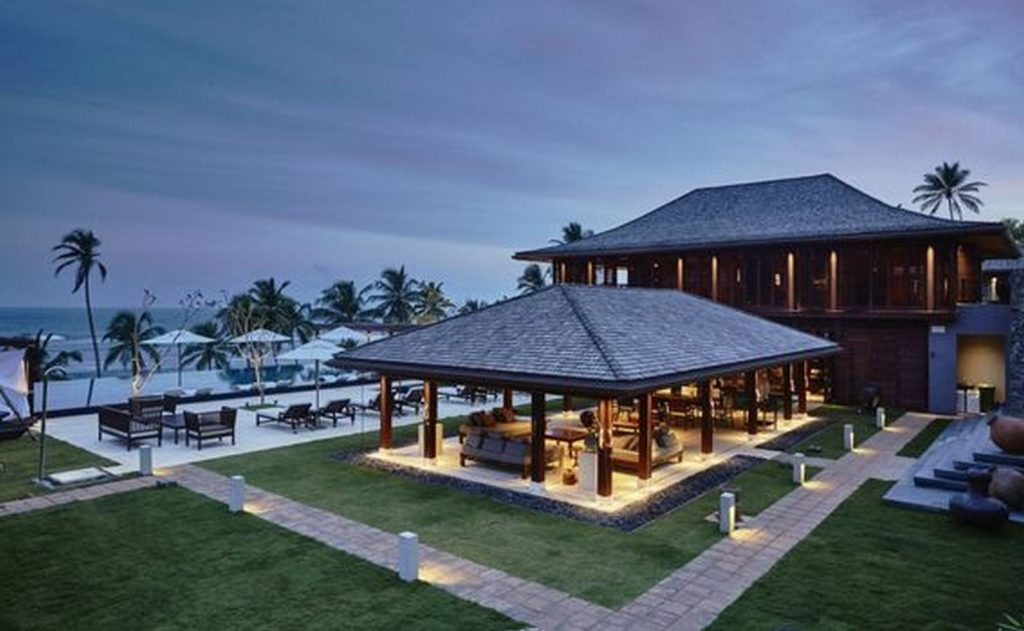 TOP 50 ARCHITECTURE FIRMS IN PARIS - Ani Private resorts, Sri lanka by AW2