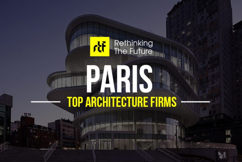 Top 50 Architecture Firms In Paris - Rethinking The Future