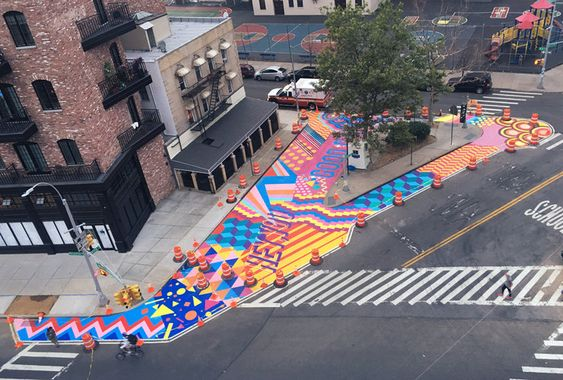 Placemaking of a space - sheet1