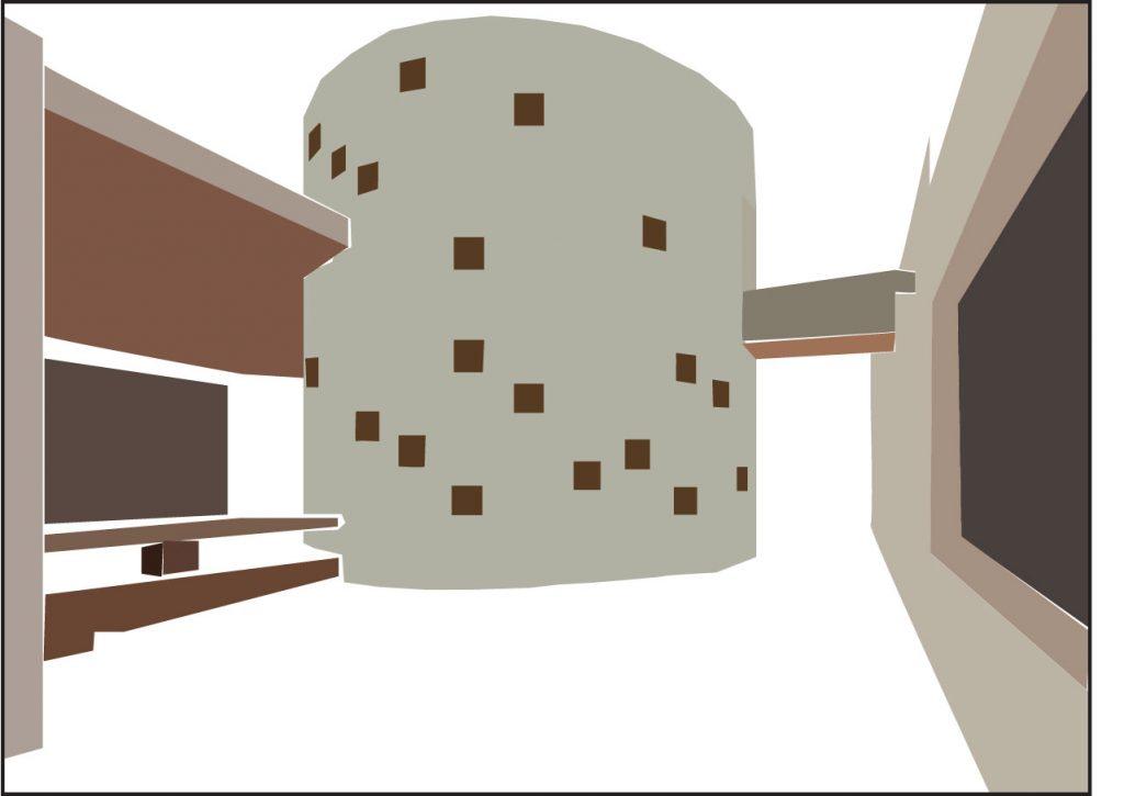 Redesigning Regular Openings of Buildings- sheet4