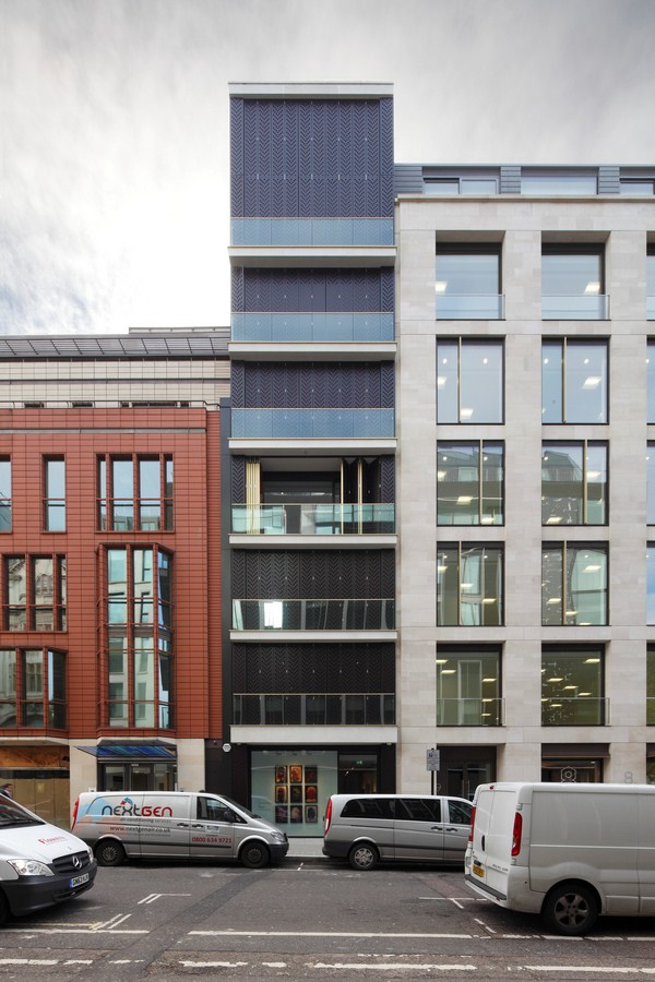 Hanover Street by Squire & Partners - Sheet7