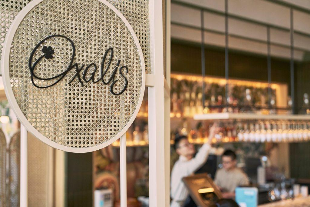 Oxalis Restaurant By Sò Studio - Sheet10