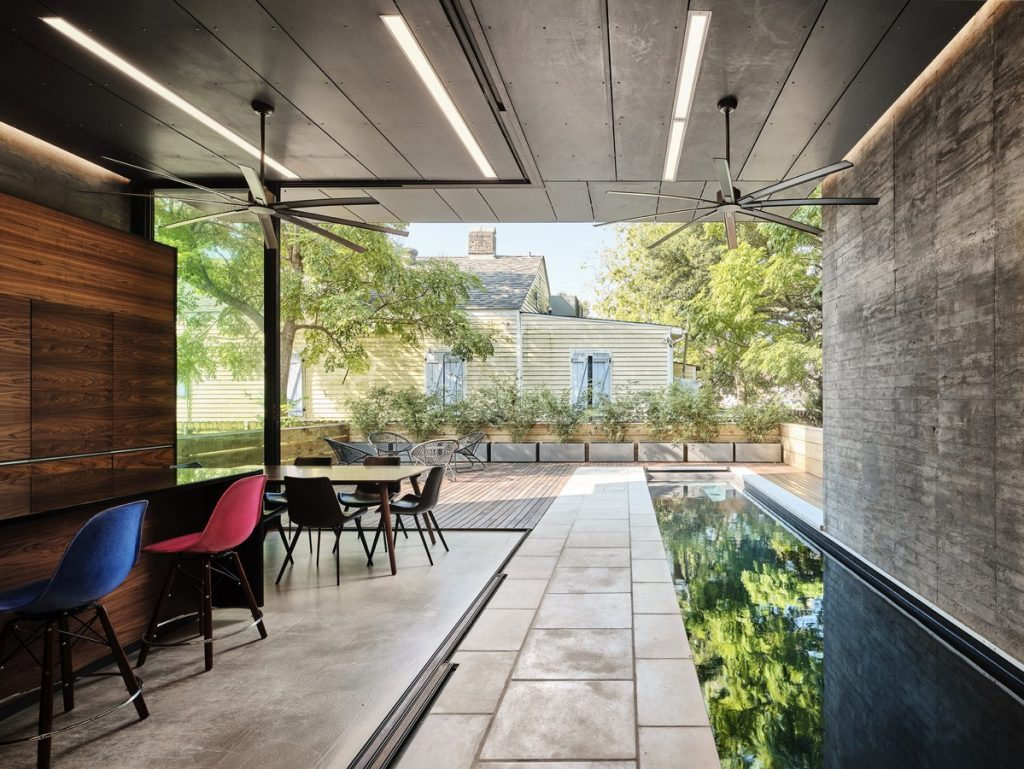 the Bienville House Project by Nathan Fell Architecture - Sheet5