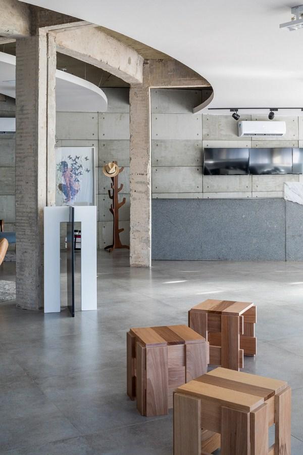 Gallery 6 One by Debaixo do Bloco Arquitetura - Sheet4