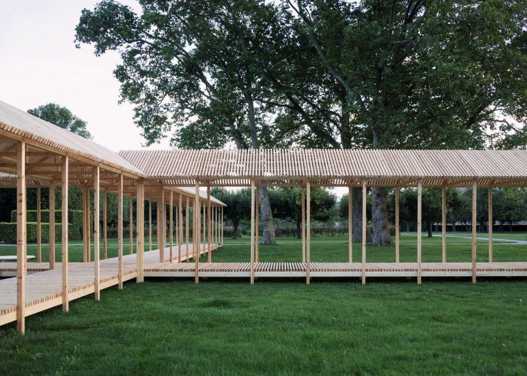 King's Garden Pavilion by KrupinskiKrupinska Arkitekter - Sheet1