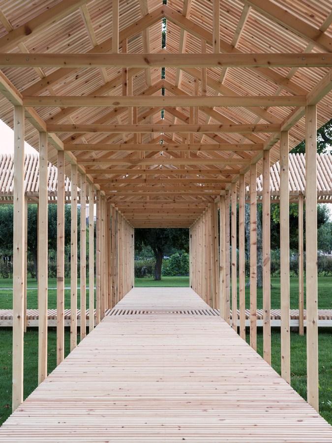 King's Garden Pavilion by KrupinskiKrupinska Arkitekter - Sheet2
