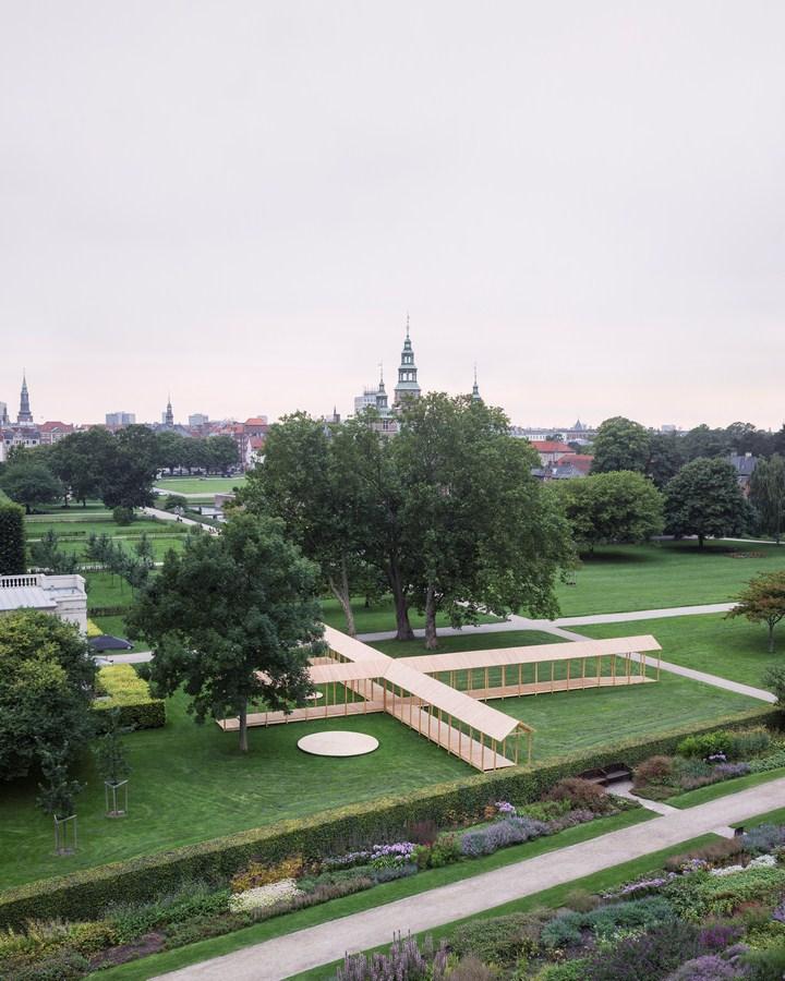 King's Garden Pavilion by KrupinskiKrupinska Arkitekter - Sheet4