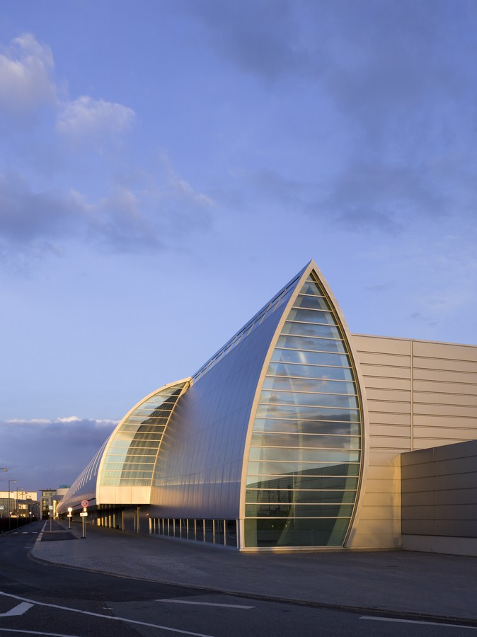 Terminal Conection by Danielsen Architecture - Sheet2