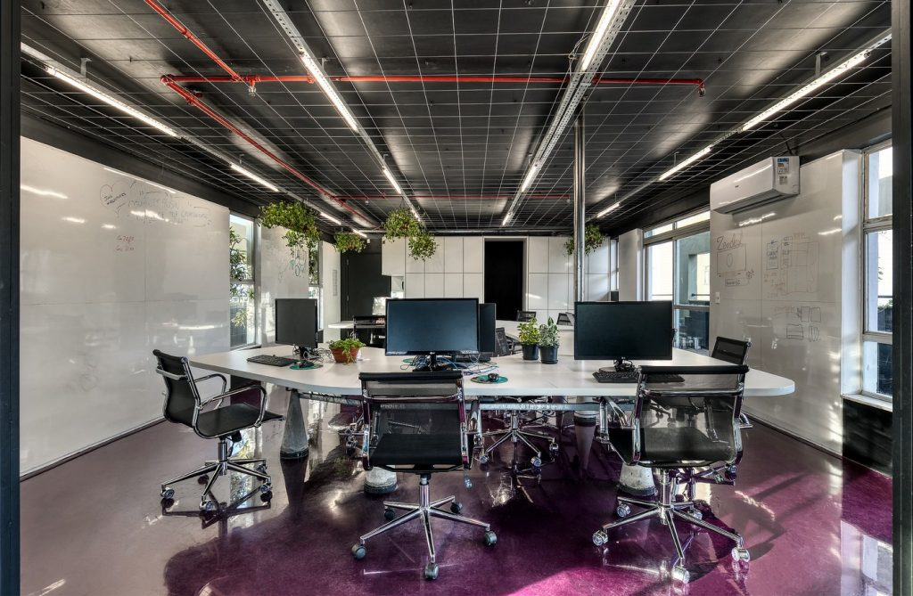 Juris Correspondent Headquarters by the Tetro Arquitetura - Sheet3