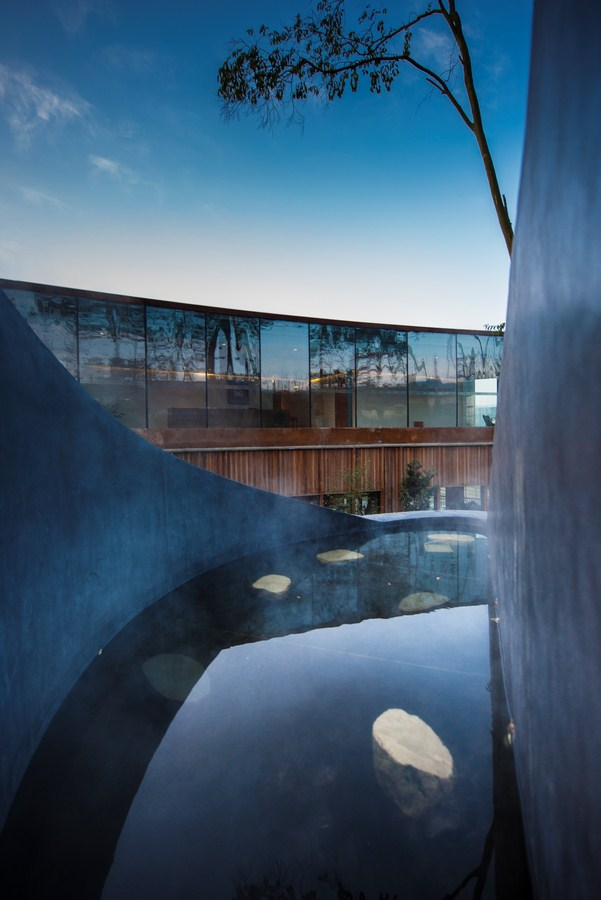 Fushengyu Hotspring Resort' by AIM Architecture - Sheet2