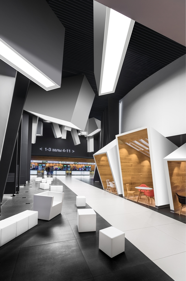 Cinema Park Deluxe by VOX Architects - Sheet2