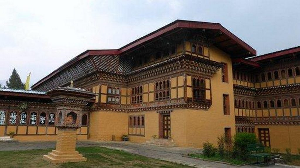 Hotel Olathang- An account of the oldest hotel in Bhutan - 1