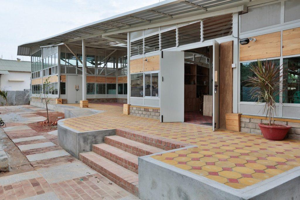 The Atelier Chitra Vishwanath Architect Biome Architects Bengaluru