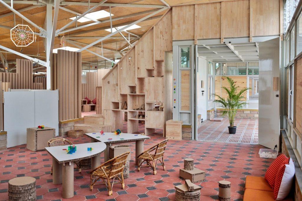 The Atelier Chitra Vishwanath Architect Biome Architects Bengaluru 2