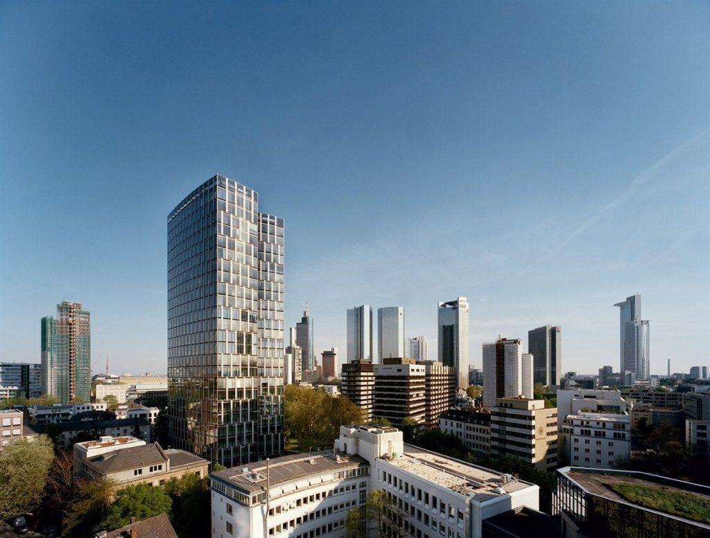 WesendDuo Frankfurt am main by Jurgen Engel Architekten