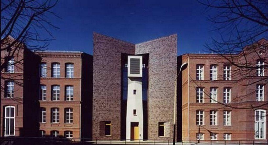 Levi Strauss Obserchule, Berlin by Mackler Architekten