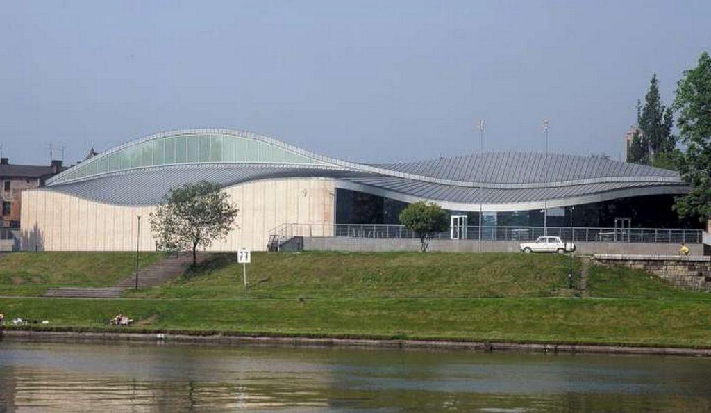 Japanese Arts Center by Takenaka Europe Gmbh