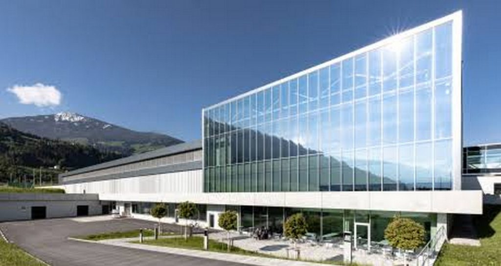 TOP ARCHITECTURE FIRMS IN FRANKFURT - Swarovski Kristall Fabrik, Wattens, AT by ATP