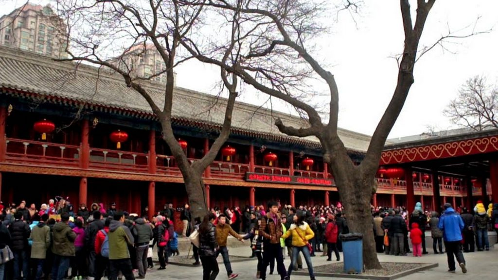 12 HISTORICAL PLACES IN BEIJING - Sheet9