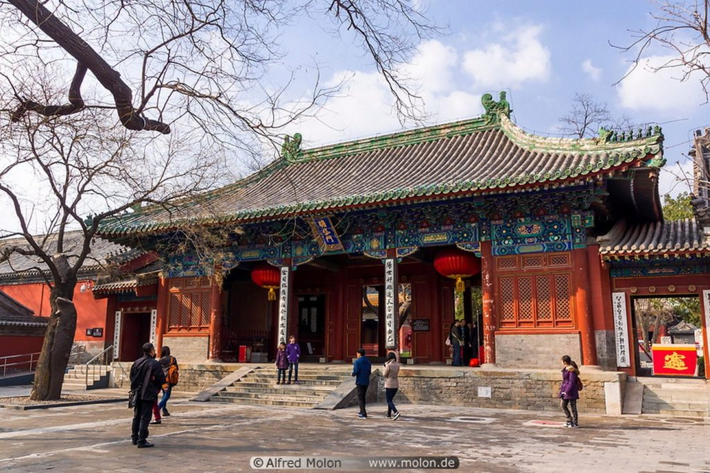 12 HISTORICAL PLACES IN BEIJING - Sheet10