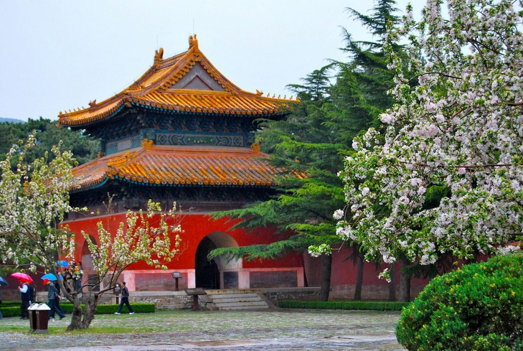 12 HISTORICAL PLACES IN BEIJING - Sheet15