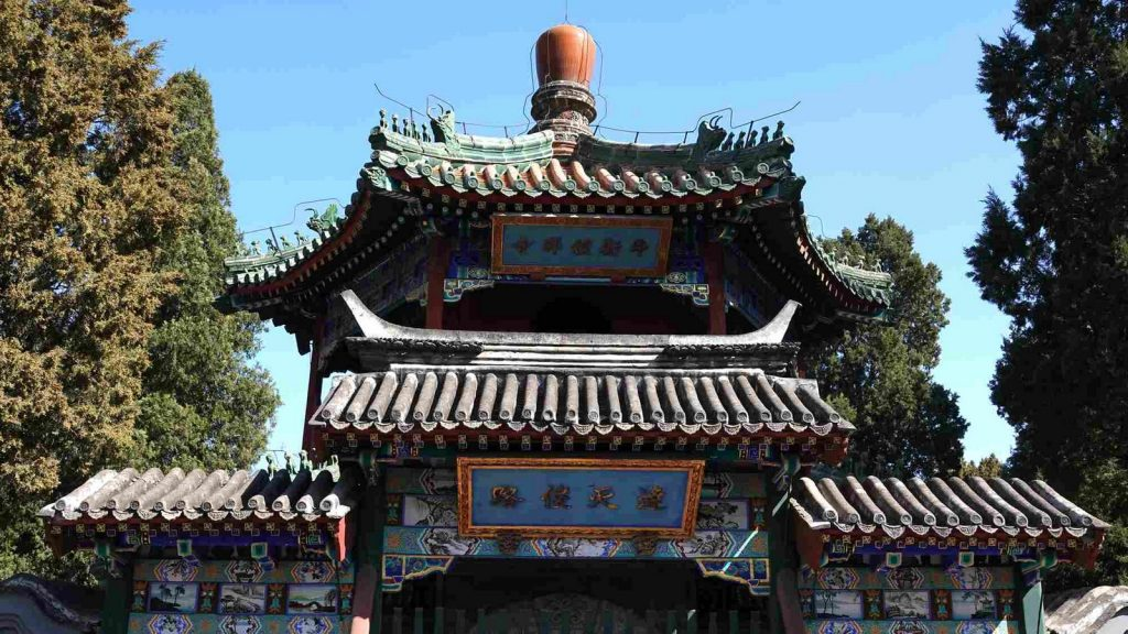 12 HISTORICAL PLACES IN BEIJING - Sheet4