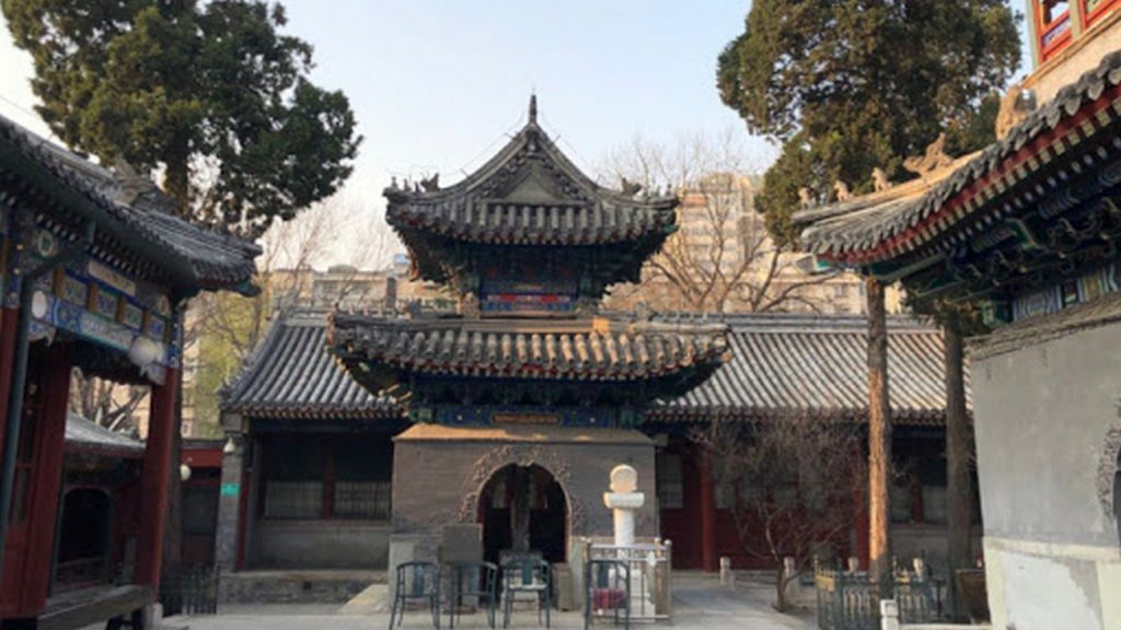 12 HISTORICAL PLACES IN BEIJING - Sheet6