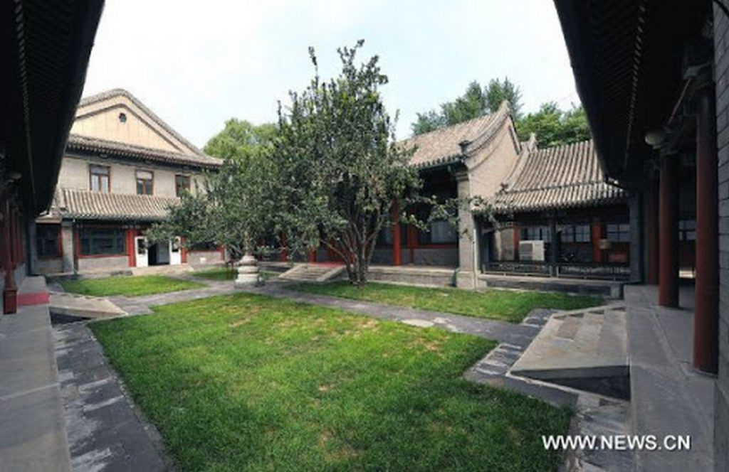 12 HISTORICAL PLACES IN BEIJING - Sheet23