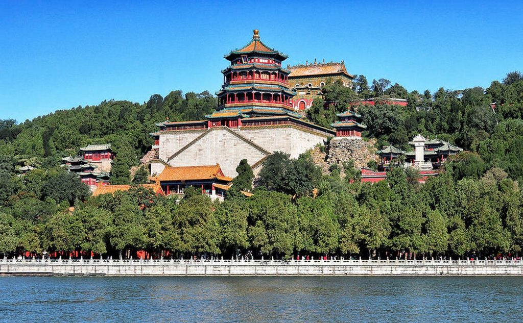 12 HISTORICAL PLACES IN BEIJING - Sheet22