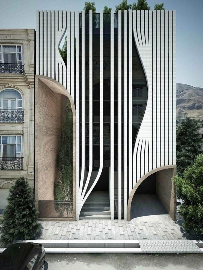 Azadegan Residence by Things Studio