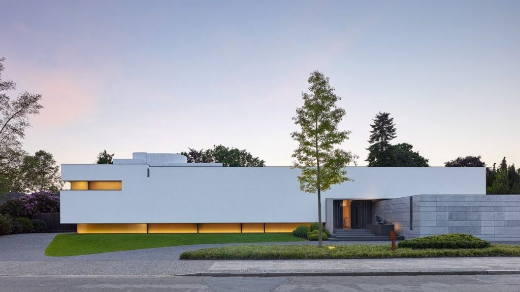 Top 50 Architecture Firms in Stuttgart - Bredeney House by Alexander Brenner Architects