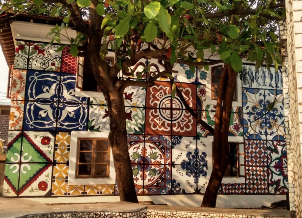 A visit to the Portuguese colonies of Goa -1