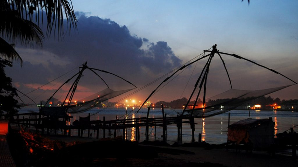 Fishing Nets, Fort Kochi