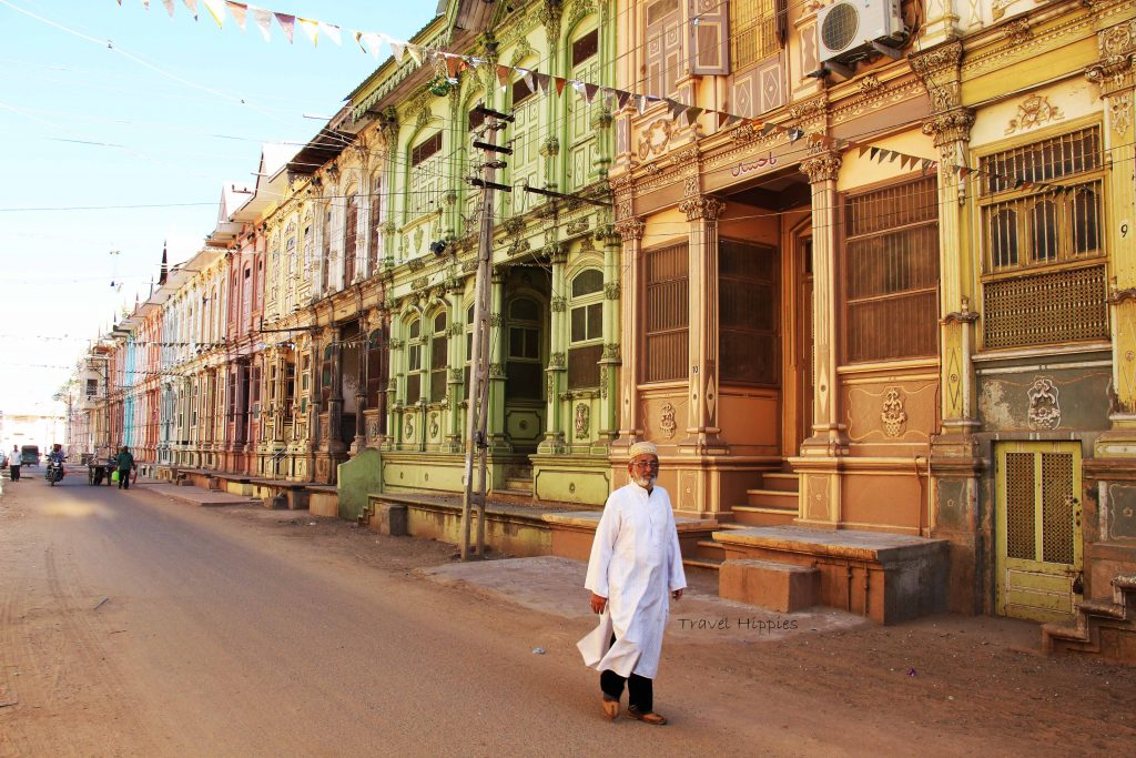 The marvellous Dawoodi Bohra Homes of the understated city of Sidhpur in Gujarat - Sheet1