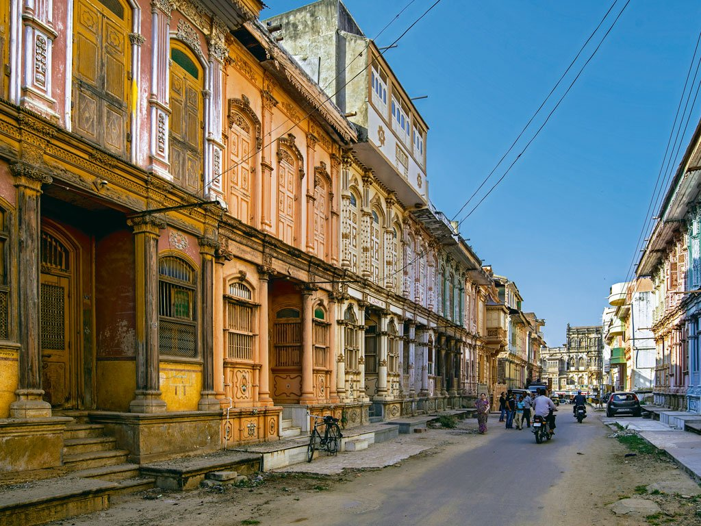 The marvellous Dawoodi Bohra Homes of the understated city of Sidhpur in Gujarat - Sheet2