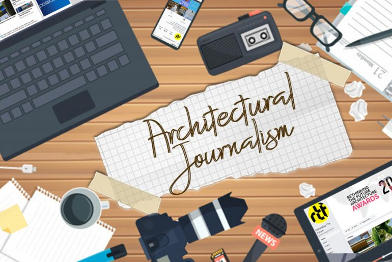 Architectural Journalism for the Social Media Generation
