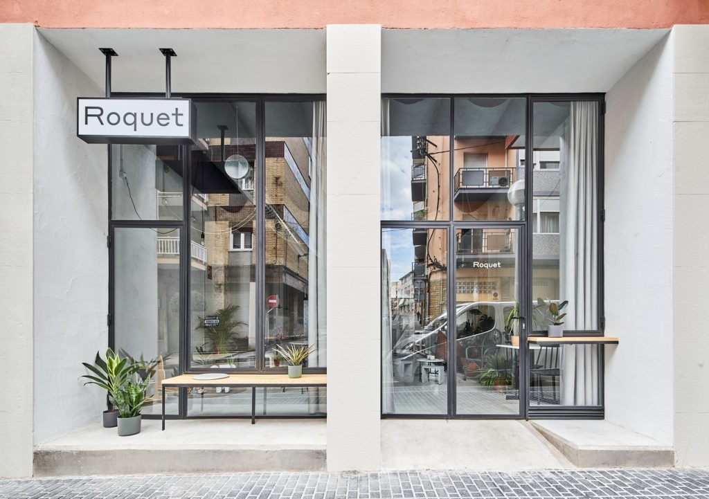 CAFE ROQUET by NUA Arquitectures - Sheet1
